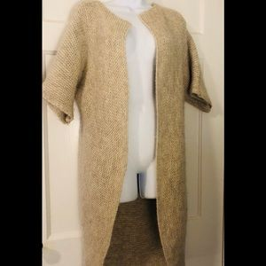 Gorgeous, beautifully made duster from Italy